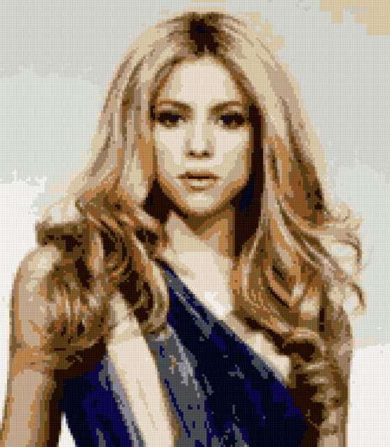 Шакира, предпросмотр