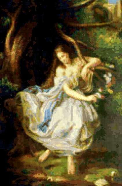 Живопись 17-18 век. ,