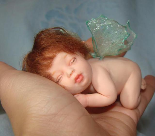 Куклы-малютки, оригинал
