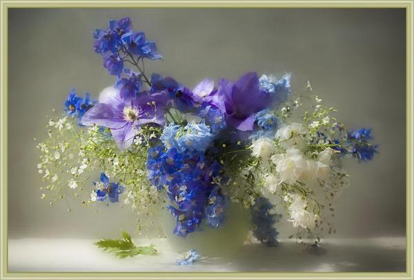 Лютики, цветы, ваза, натюрморт