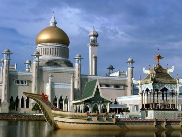 Восточный дворец, оригинал