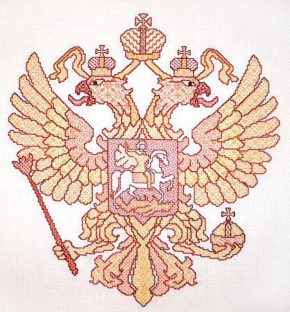 Герб России, оригинал
