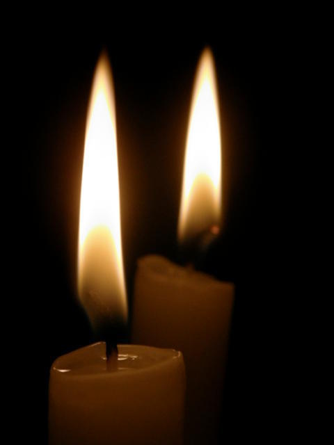 Свечи, свеча, свечи