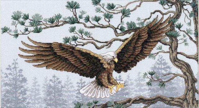 Орел, оригинал