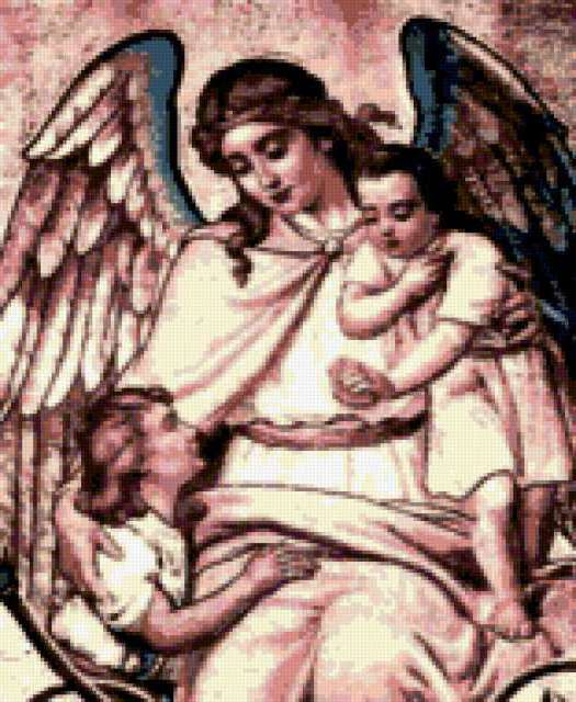 Ангел-Хранитель, ангел