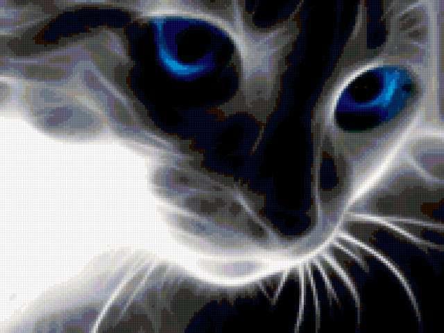 Кошка 3D, предпросмотр
