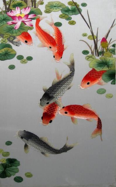 Китайский мотив, природа