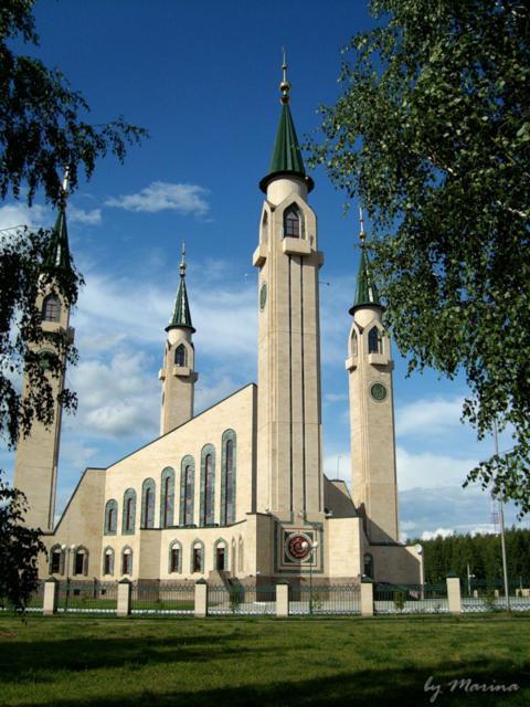 Мечеть в Нижнекамске, оригинал