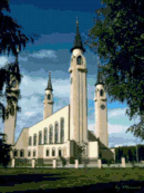 Мечеть в Нижнекамске