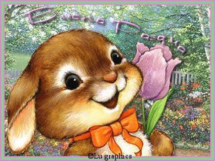 Пасха - Кролик, оригинал