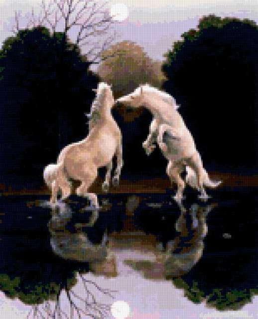 Танцующие кони, предпросмотр