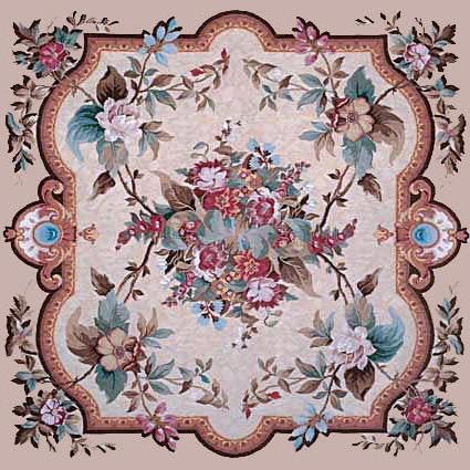 Схемы вышивки крестом гобеленов
