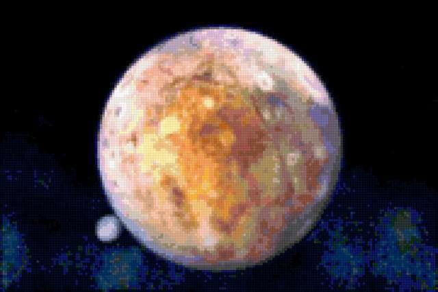 Планета Плутон, предпросмотр