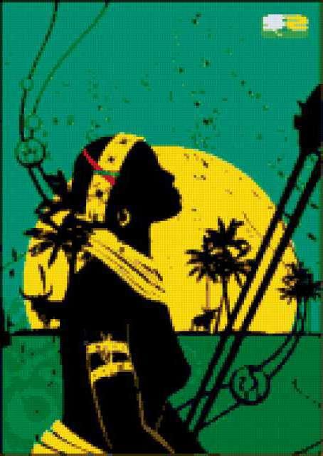 Африканка, предпросмотр