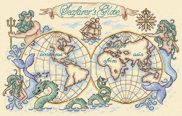 Карта, оригинал