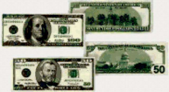 Доллар, деньги