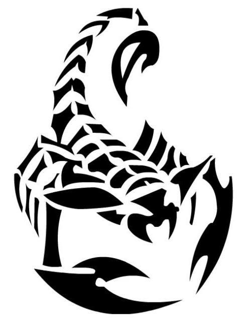 Скорпион, знак зодиака