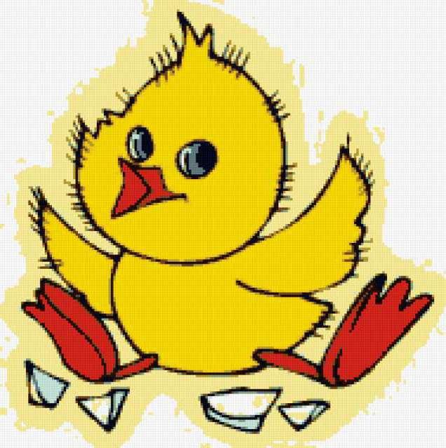Цыпленок, предпросмотр