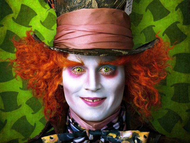 Алиса в стране чудес: шляпник,