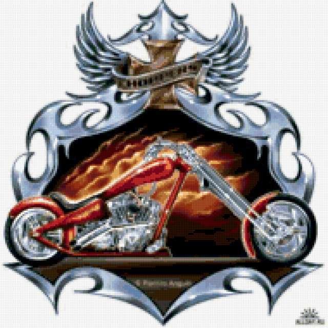 Мотоцикл, предпросмотр