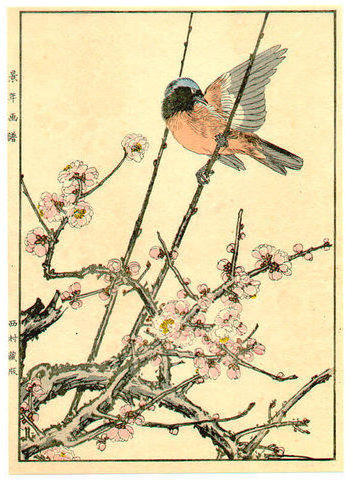 китайская гравюра: