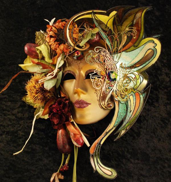 Венецианские маски, оригинал