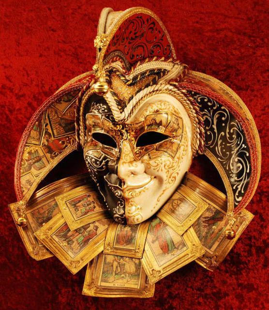 Венецианские маски, венеция