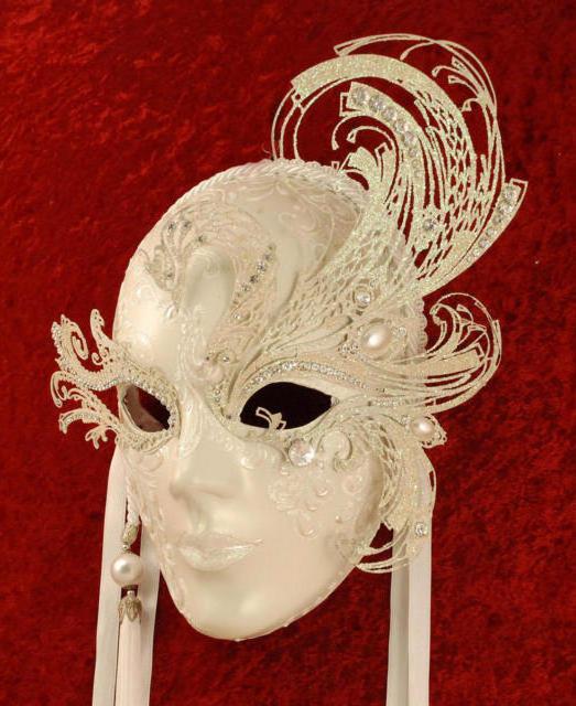 Венецианские маски, маска