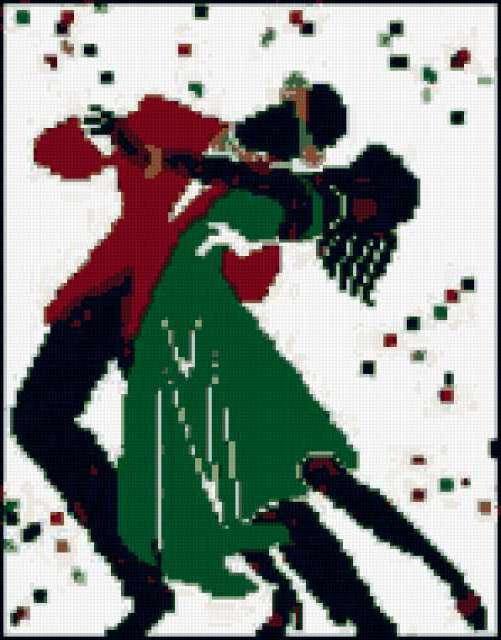 Бальные танцы, предпросмотр