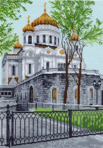 """Серия """"Соборы, церкви"""""""