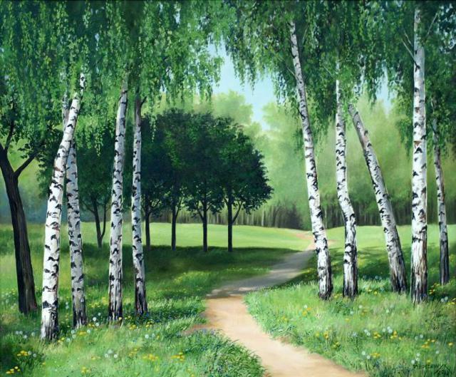 Природа пейзаж