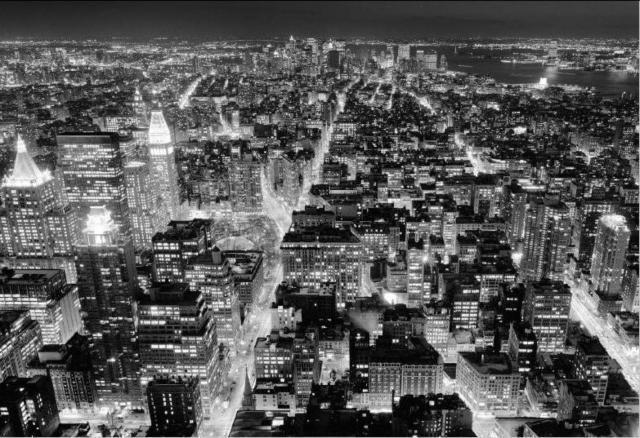 Ночной Нью-Йорк,