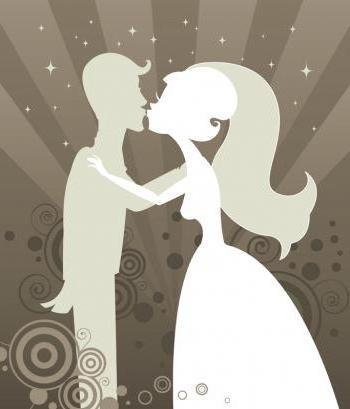 Свадебный поцелуй, оригинал