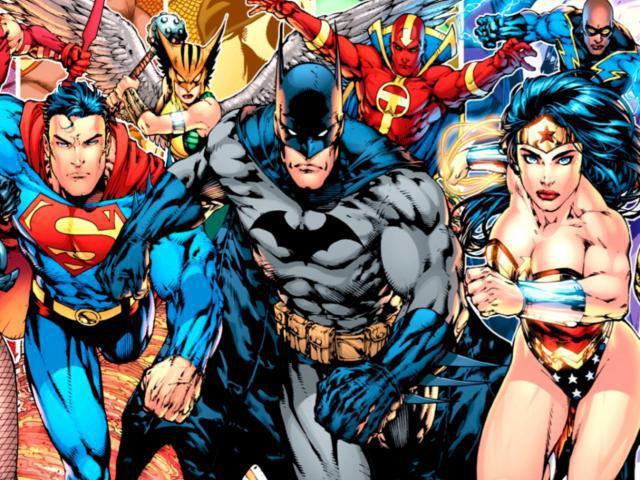 Вышивки супергероев крестом