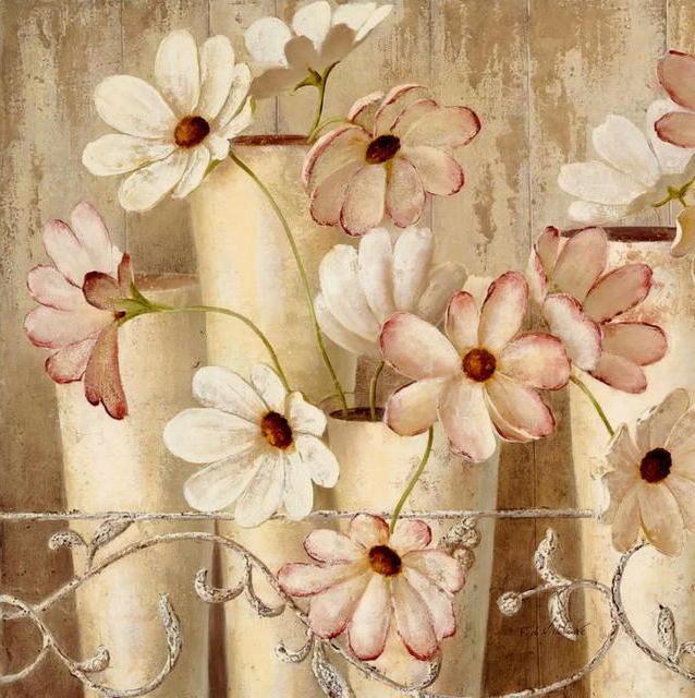 Нежные цветы, цветы