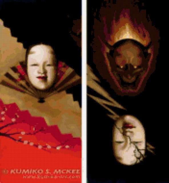 Диптих, kumiko s.mckee, диптих