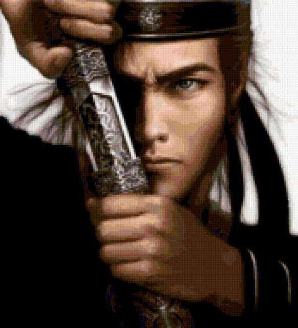 Молодой самурай, фентези