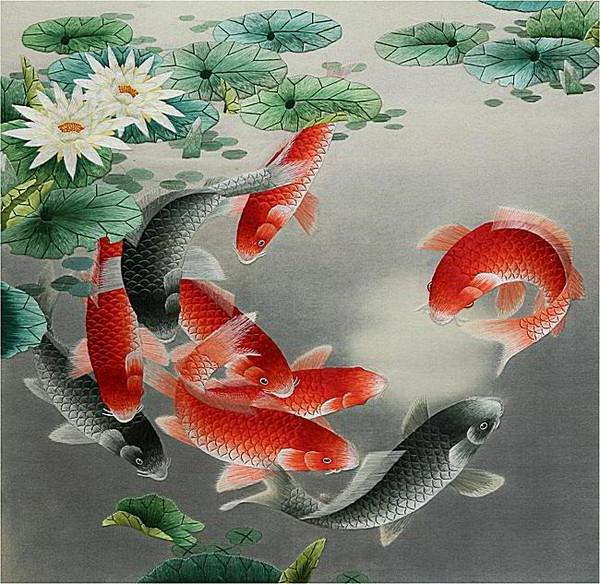 Китайские мотивы, оригинал