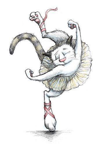 Кошачий балет, оригинал