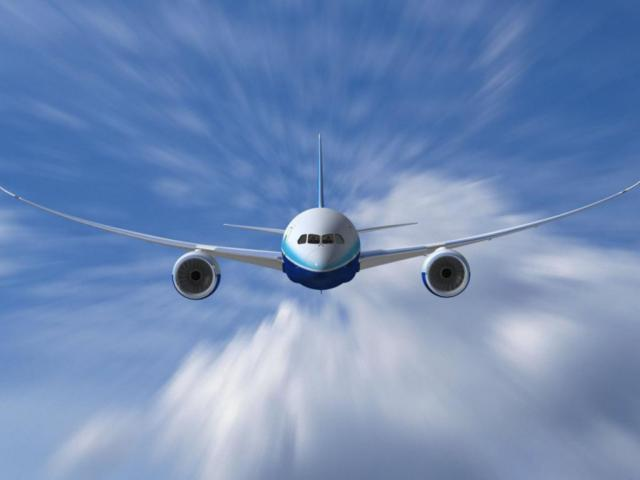 Самолет, оригинал