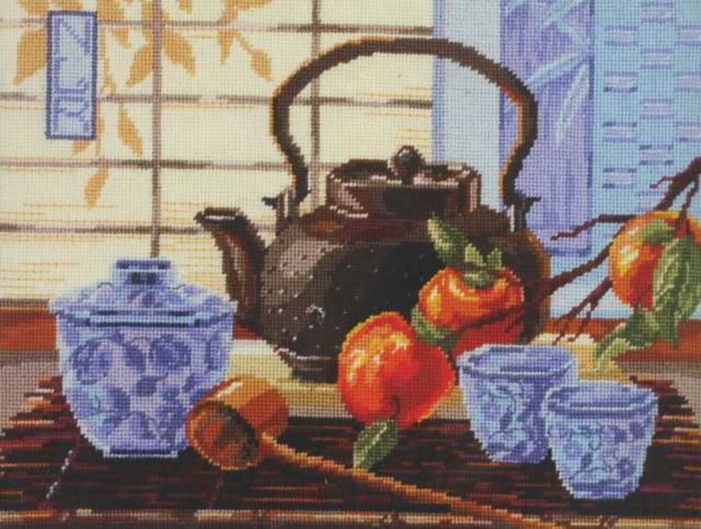 Натюрморт на кухню, оригинал