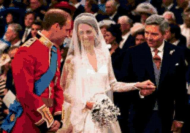 Свадьба принца англии