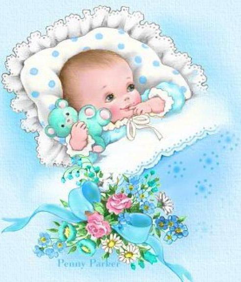 Новорожденный, новорожденный
