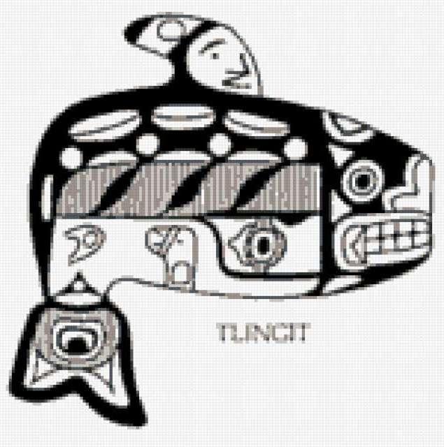 Индейская рыба - 1