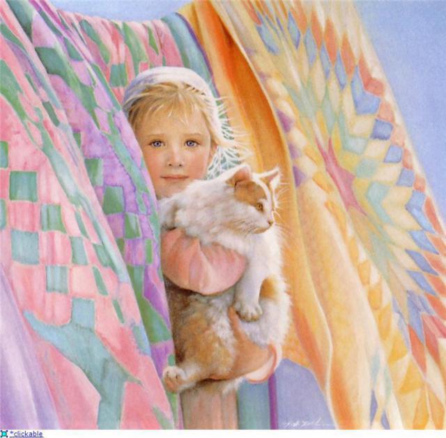 Лоскутное одеяло, оригинал