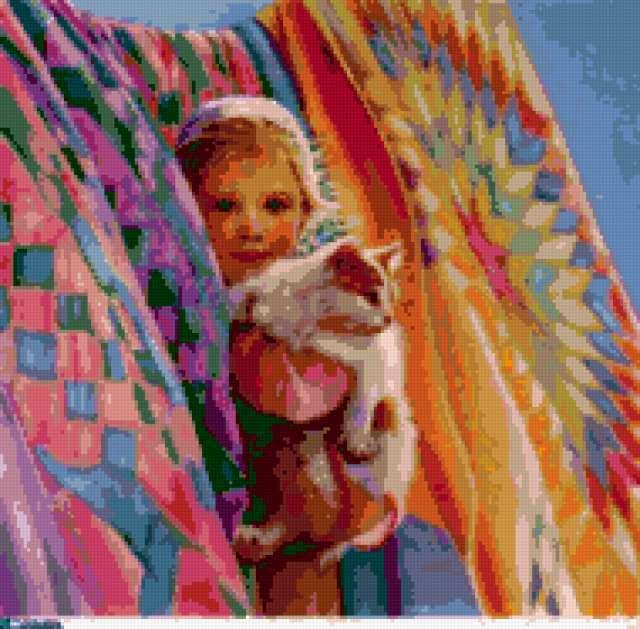 Лоскутное одеяло, предпросмотр