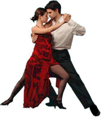 Танго, двое.люди.пара.танец.