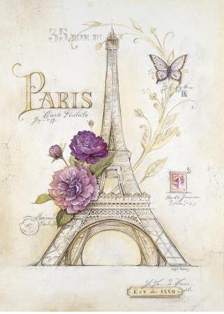 Пион из Парижа, оригинал