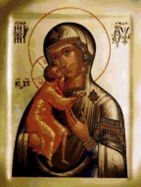 Федоровская икона Богородицы