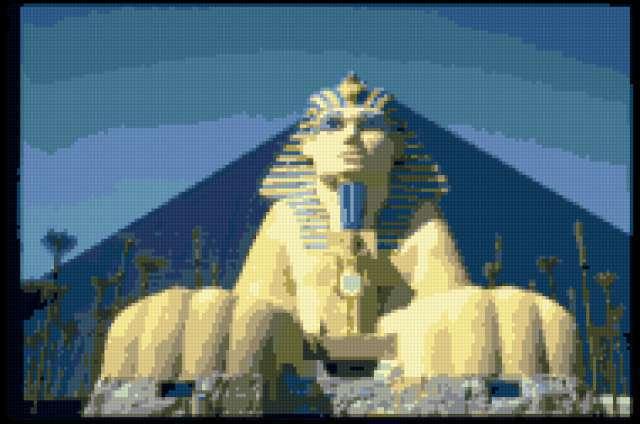 Египет сфинкс, предпросмотр